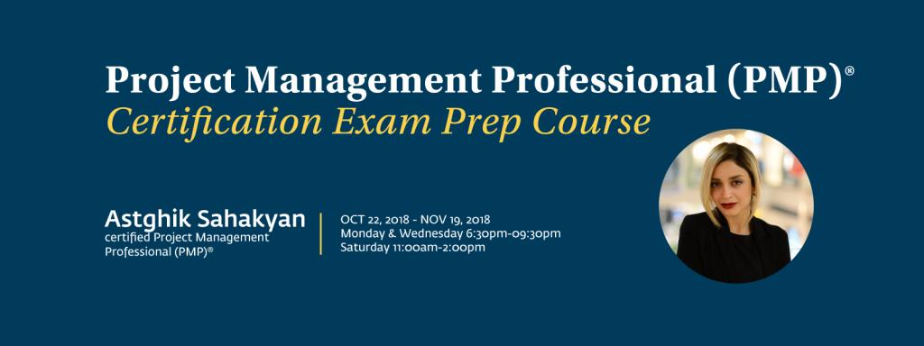 Project Management Professional Pmp Certification Exam Prep